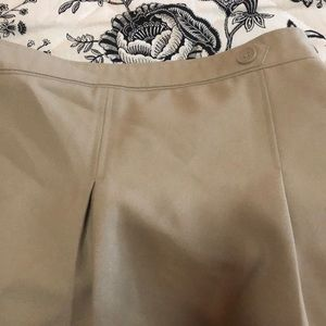 George Bottoms - Khaki skort